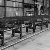 deselected thumbnail button of rebar storage table installed by Omega Morgam millwright and industrial crews