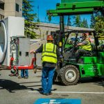 omega morgan crews moving MRI unit