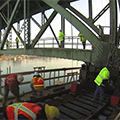 selected thumbnail of omega morgan sellwood bridge move video