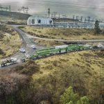 Pulling the final grade hauling 420,000lb transformer